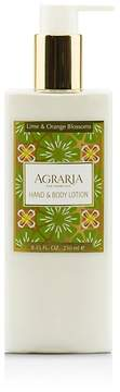 Agraria Lime & Orange Blossom Hand & Body Lotion