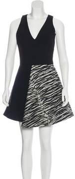 Fausto Puglisi Sleeveless Mini Dress