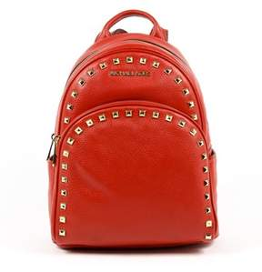 Michael Kors Womens Backpack Abbey. - RED - STYLE