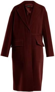 Joseph Silla double-faced wool blend coat