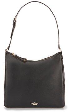 Kate Spade Lombard Street Pauley Hobo Bag - BLACK - STYLE