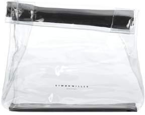 Simon Miller Lunchbag 30 transparent bag