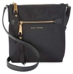 Marc Jacobs Trooper Nylon Crossbody Bag - BLACK - STYLE