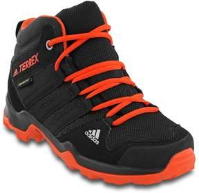 adidas Outdoor Terrex AX2R Mid CP Boys' Waterproof Hiking Boots