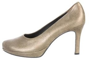 Paul Green Metallic Pumps