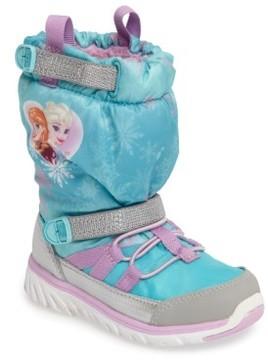 Stride Rite Infant Girl's Disney Frozen Made2Play Sneaker Boot