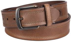 Columbia Men's Bridle Leather Belt