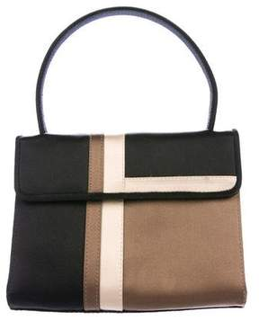Burberry Satin Handle Bag