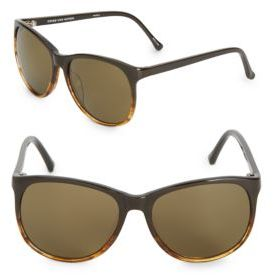 Dries Van Noten 57mm Square Sunglasses