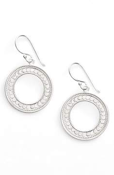 Anna Beck Women's Open Circle Drop Earrings (Nordstrom Exclusive)
