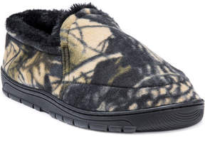 Muk Luks Camouflage Moccasin Slippers