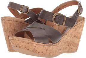 Børn Emmy Quarter Women's Wedge Shoes
