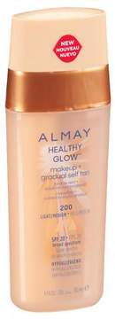Almay Healthy Glow Makeup + Gradual Self Tanner