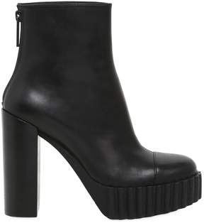 KENDALL + KYLIE 100mm Cadence Leather Ankle Boots