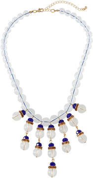 Fragments for Neiman Marcus Montana Clear & Pavé Statement Necklace