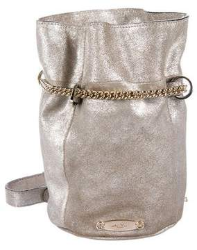 Lanvin Mini Aumoniere Bucket Bag