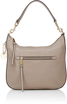 Marc Jacobs Women's Recruit Hobo - LIGHT GREY - STYLE