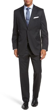 Kroon Men's Keidis Aim Classic Fit Stretch Wool Suit