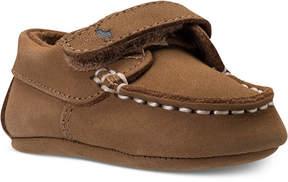 Polo Ralph Lauren Baby Boys' Captain Ez Layette Crib Deck Shoes from Finish Line
