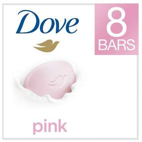 Dove Pink Beauty Bar - 4oz/8ct