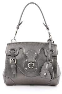 Ralph Lauren Pre-owned: Ricky Crossbody Bag Leather Mini.