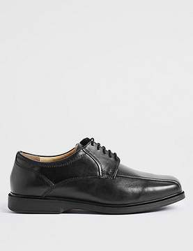 Marks and Spencer Extra Wide Leather Shoes with AirflexTM
