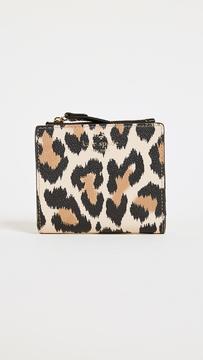 Kate Spade Hyde Lane Leopard Adalyn Wallet