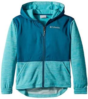 Columbia Kids S'more Adventure Hybrid Hoodie Girl's Sweatshirt