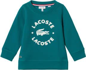 Lacoste Green Branded Sweater