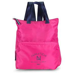 Nautica New Tack Packable Nylon Backpack