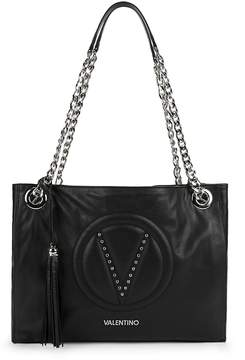 Mario Valentino Valentino by Women's Vera Leather Shoulder Bag