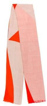 Rag & Bone Colorblock Wool Scarf