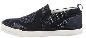 Louis Vuitton 2016 America's Cup Slip-On Sneakers