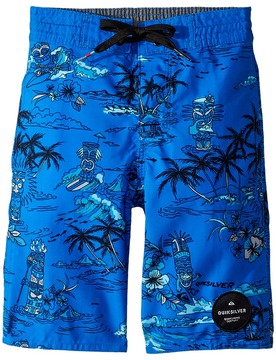 Quiksilver Tiki Beachshorts Boy's Swimwear