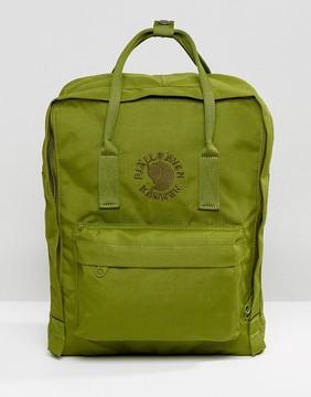 Fjallraven Re-Kanken Backpack in Green 16L