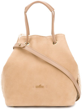 Hogan bucket shoulder bag