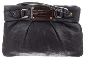 Marc by Marc Jacobs Leather Wristlet Clutch