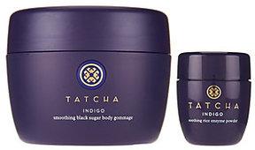 Tatcha Indigo Body Gommage & Travel-Size Enzyme Powder