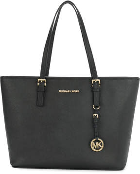 MICHAEL Michael Kors Jet Set Travel Leather Tote Bag