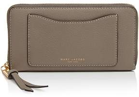 Marc Jacobs Recruit Continental Wallet - BLACK/GOLD - STYLE
