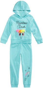 My Little Pony Hoodie & Jogger Pants Set, Toddler Girls (2T-5T)