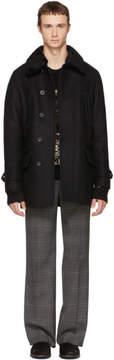 Belstaff Black Saddleworth Coat
