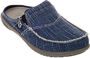 Spenco Orthotic Canvas Mules - Siesta Slide