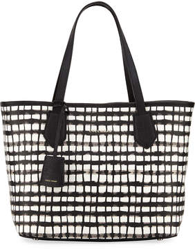 Cole Haan Abbot Small Printed Tote Bag