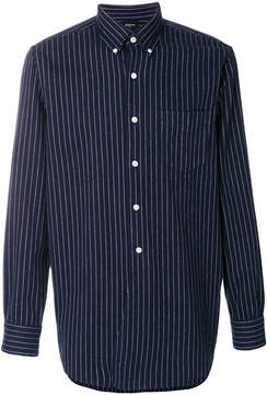 Bellerose striped buttondown shirt
