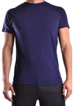 Isabel Benenato Men's Blue Cotton T-shirt.