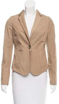 Calvin Klein Collection Unstructured Notched-Lapel Blazer w/ Tags