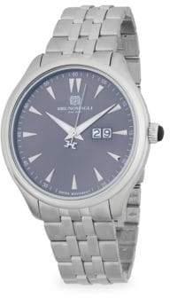 Bruno Magli Stainless Steel Bracelet Watch