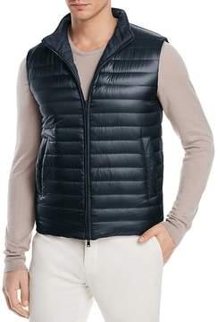 Herno Reversible Linen Vest