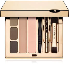 Clarins Kit Sourcils Pro Perfect Eyes + Brows Palette